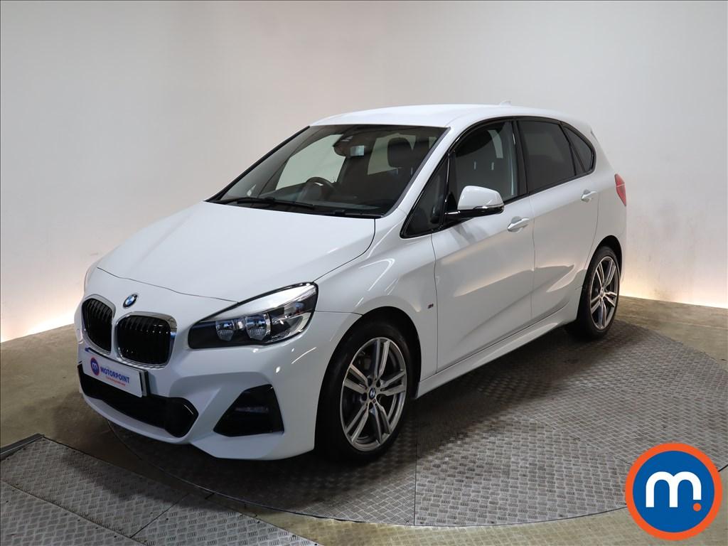 BMW 2 Series 218i M Sport 5dr Step Auto - Stock Number 1156043 Passenger side front corner