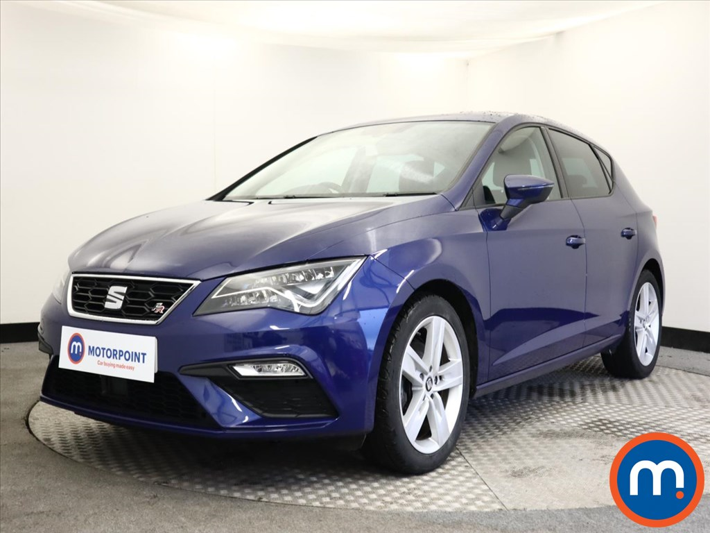 Seat Leon 1.4 TSI 125 FR Technology 5dr - Stock Number 1149637 Passenger side front corner