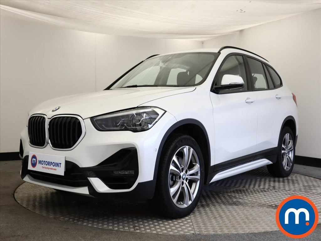 BMW X1 sDrive 18i Sport 5dr Step Auto - Stock Number 1156202 Passenger side front corner