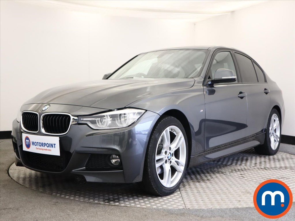 BMW 3 Series 320d M Sport 4dr - Stock Number 1156666 Passenger side front corner