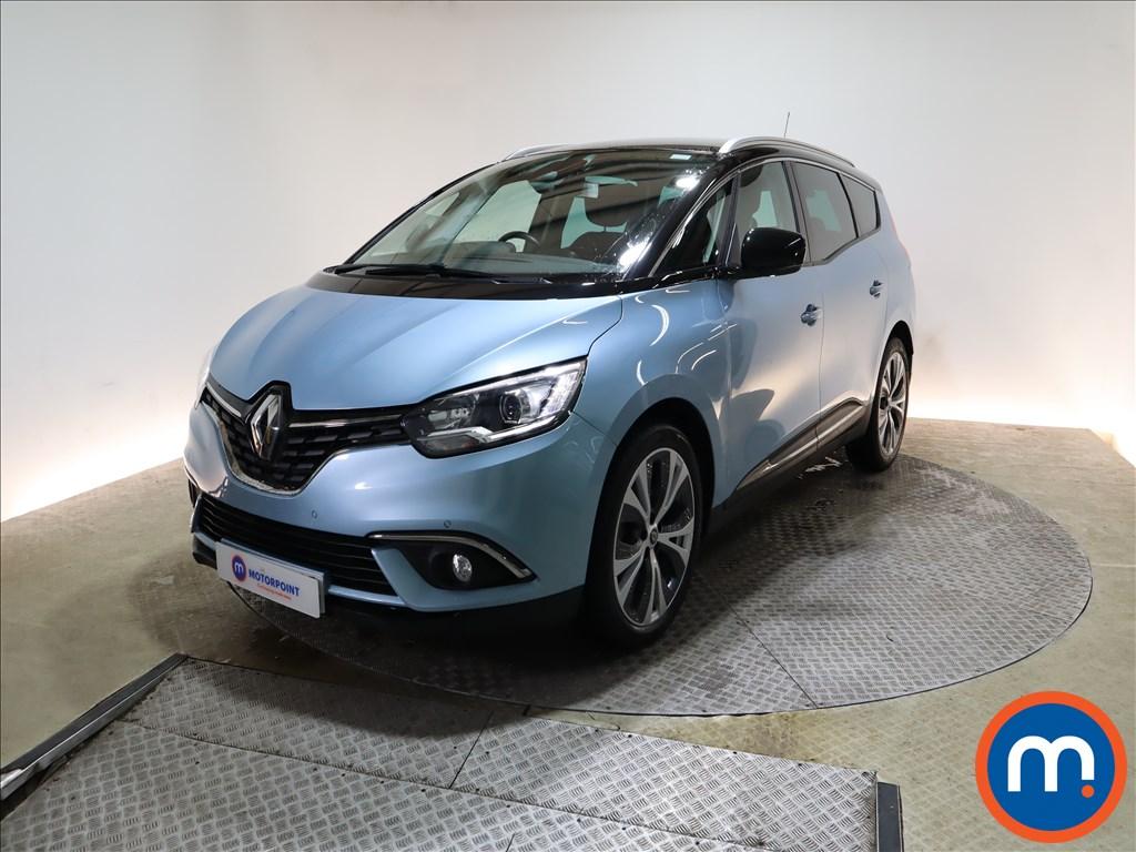Renault Grand Scenic 1.5 dCi Dynamique S Nav 5dr - Stock Number 1156152 Passenger side front corner