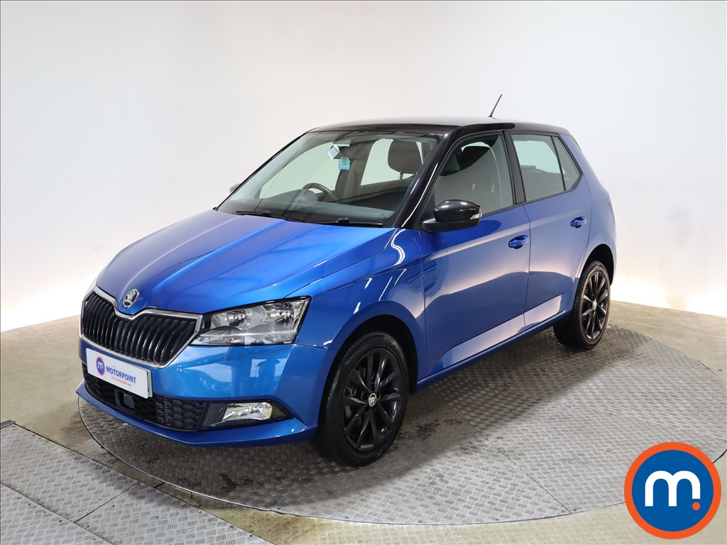 Skoda Fabia 1.0 MPI Colour Edition 5dr - Stock Number 1156326 Passenger side front corner
