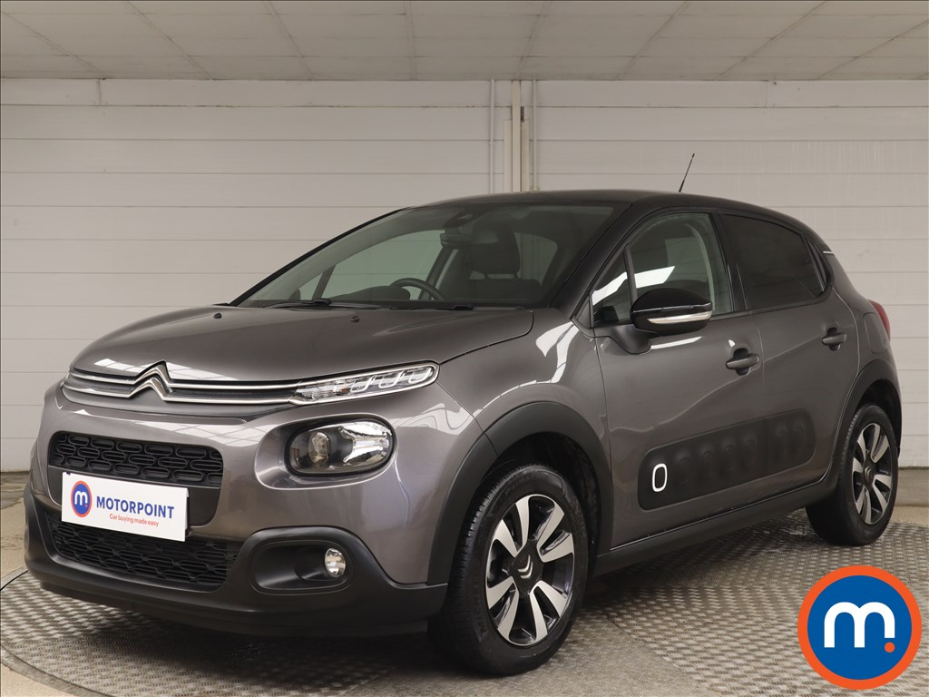 Citroen C3 1.2 PureTech 82 Flair 5dr - Stock Number 1157648 Passenger side front corner