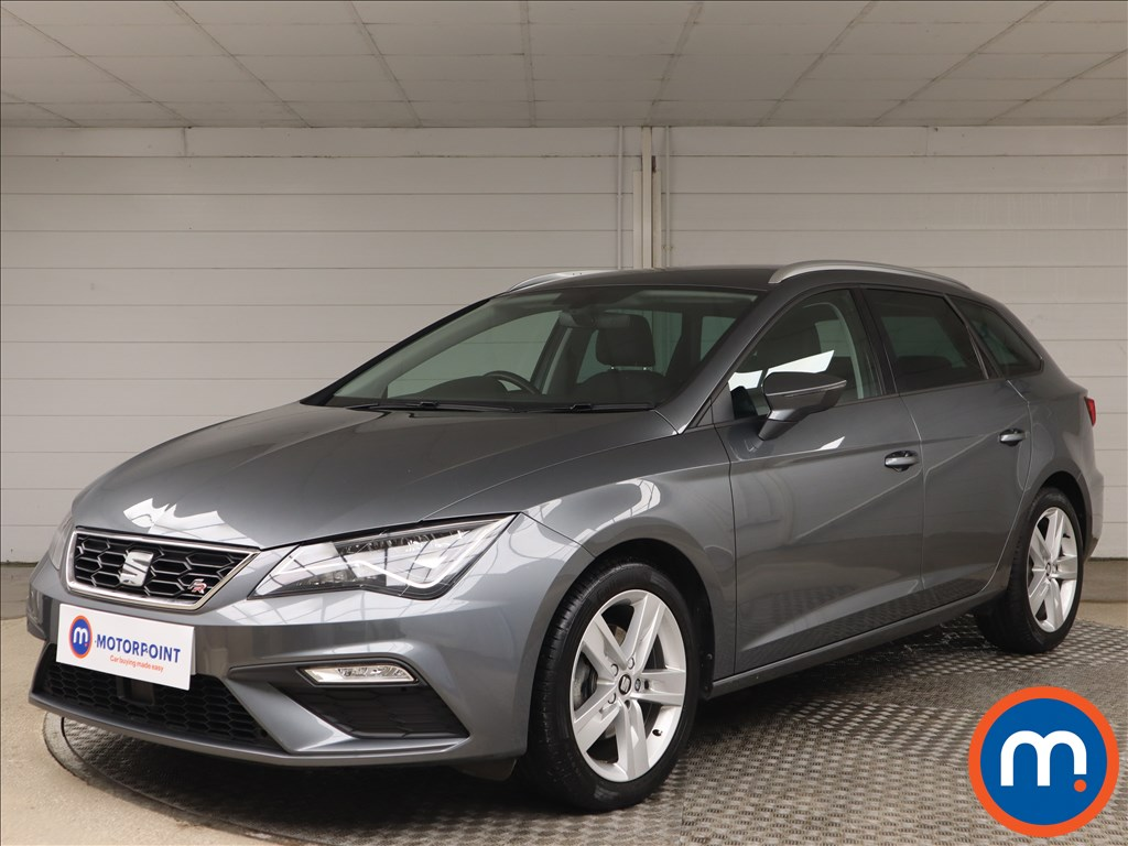 Seat Leon 1.4 TSI 125 FR Technology 5dr - Stock Number 1152572 Passenger side front corner