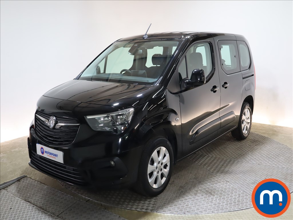 Vauxhall Combo Life 1.2 Turbo Energy 5dr - Stock Number 1155090 Passenger side front corner