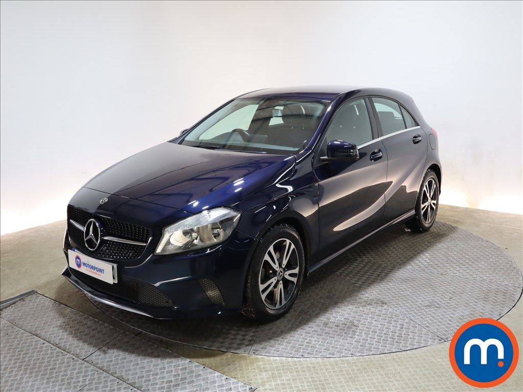 Mercedes-Benz A Class A180d SE 5dr - Stock Number 1158523 Passenger side front corner