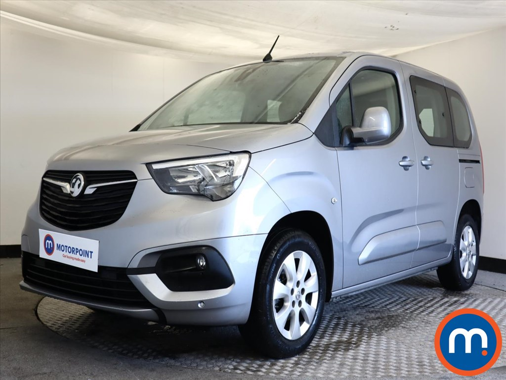 Vauxhall Combo Life 1.2 Turbo Energy 5dr - Stock Number 1155069 Passenger side front corner