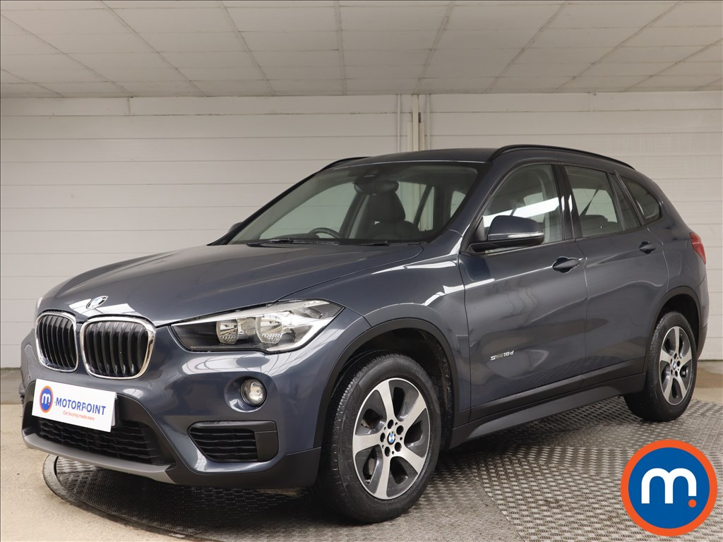 BMW X1 sDrive 18d SE 5dr Step Auto - Stock Number 1157932 Passenger side front corner