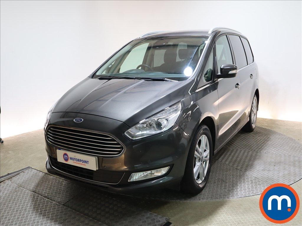 Ford Galaxy 2.0 EcoBlue 190 Titanium 5dr - Stock Number 1151974 Passenger side front corner