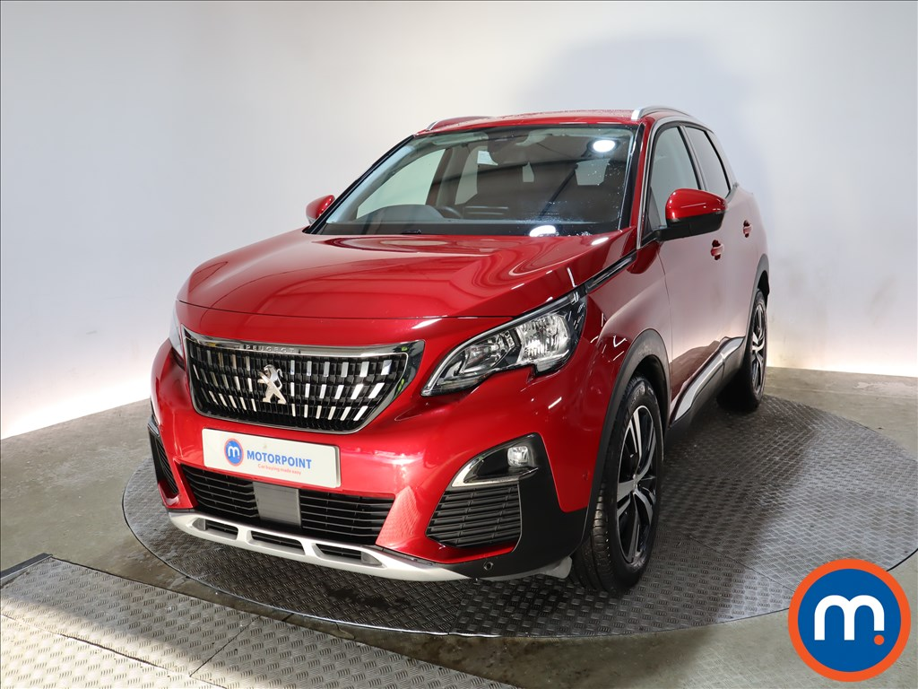 Peugeot 3008 1.2 PureTech Allure 5dr EAT8 - Stock Number 1157487 Passenger side front corner
