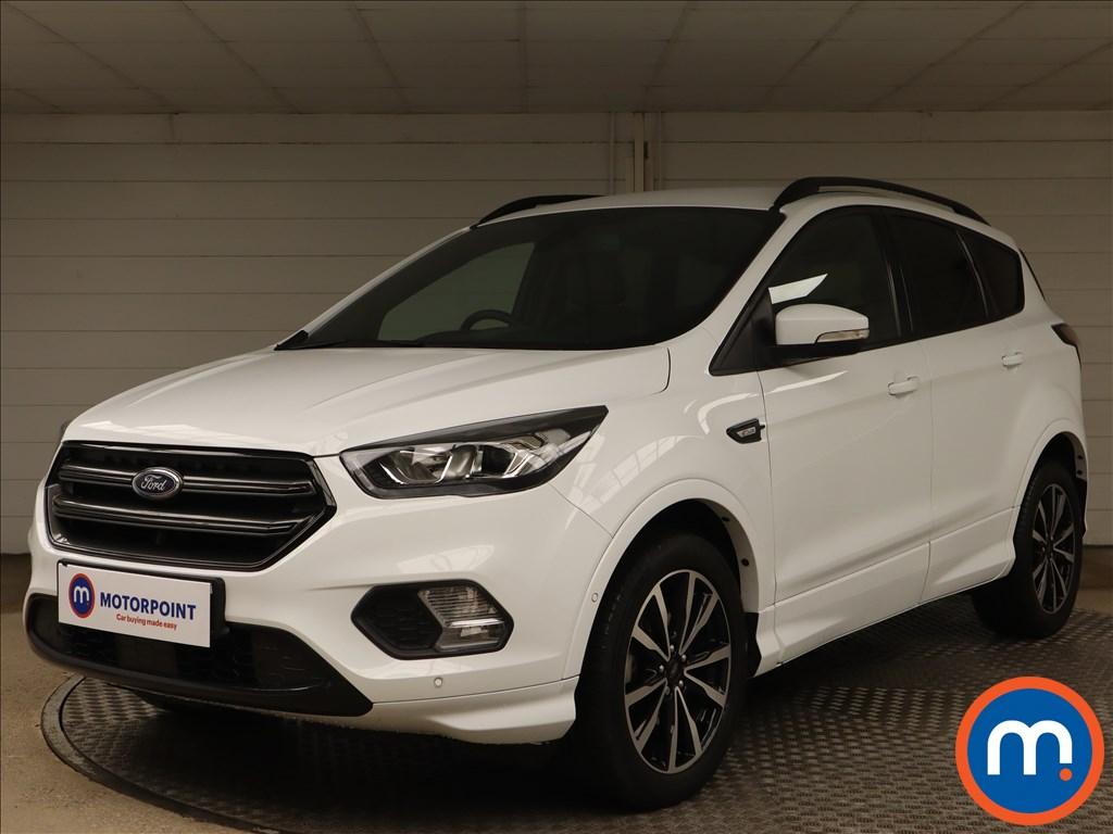 Ford Kuga 1.5 EcoBoost ST-Line 5dr 2WD - Stock Number 1158534 Passenger side front corner