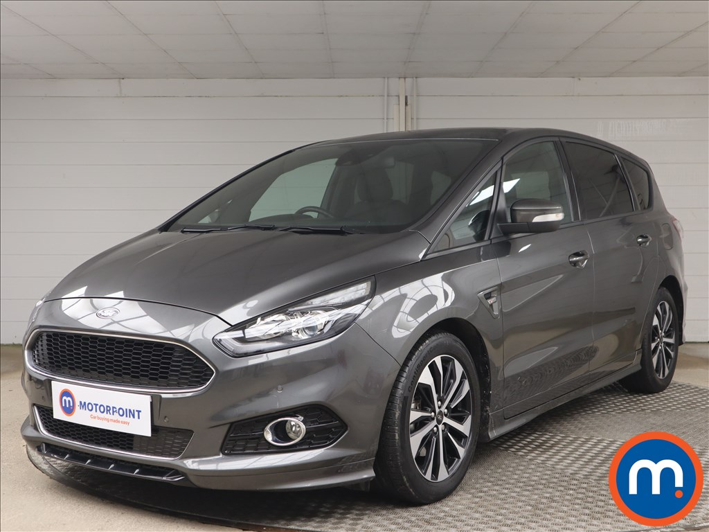 Ford S-Max 2.0 EcoBlue 190 ST-Line 5dr Auto - Stock Number 1156167 Passenger side front corner