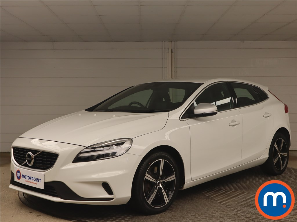 Volvo V40 T3 [152] R DESIGN Nav Plus 5dr Geartronic - Stock Number 1157692 Passenger side front corner