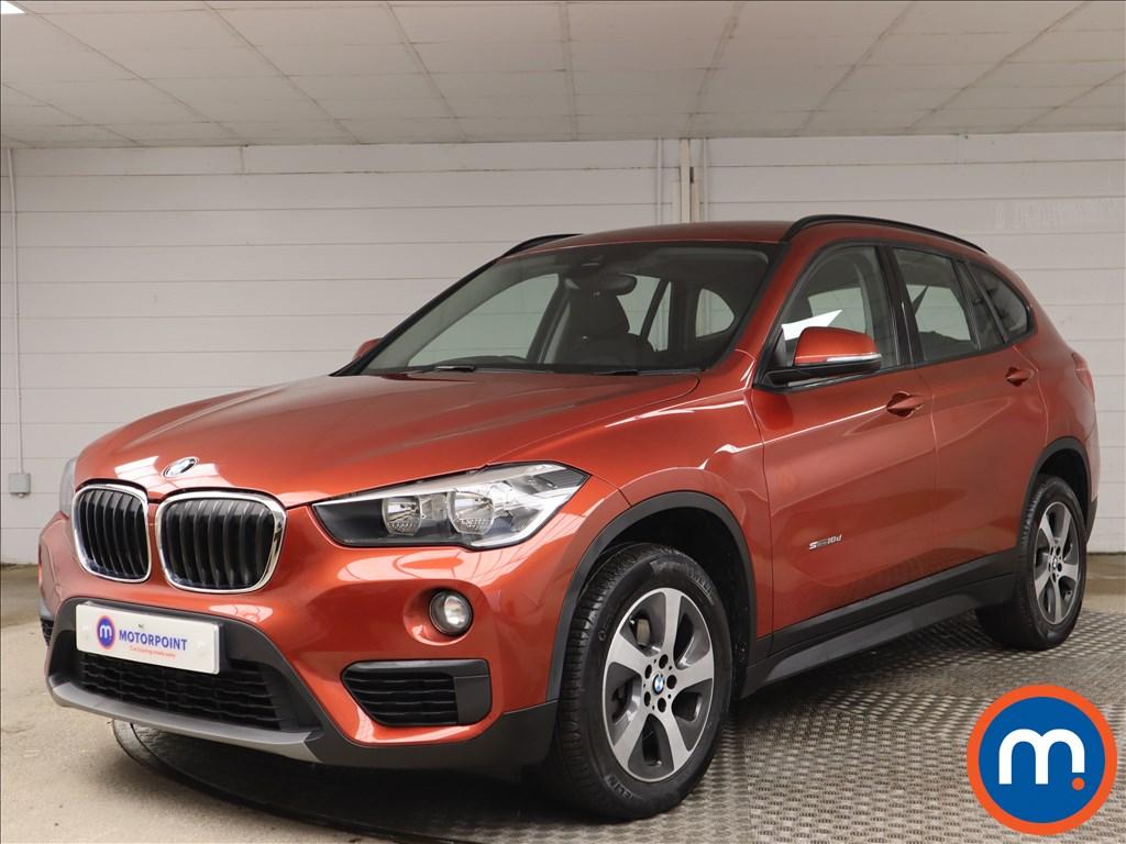 BMW X1 sDrive 18d SE 5dr - Stock Number 1158834 Passenger side front corner