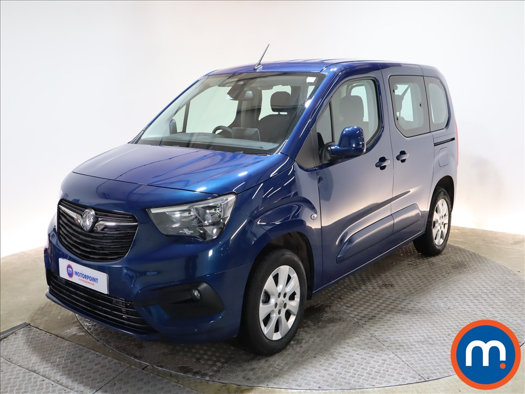 Vauxhall Combo Life 1.2 Turbo Energy 5dr - Stock Number 1155074 Passenger side front corner