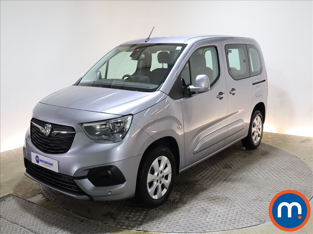Vauxhall Combo Life 1.2 Turbo Energy 5dr - Stock Number 1155081 Passenger side front corner