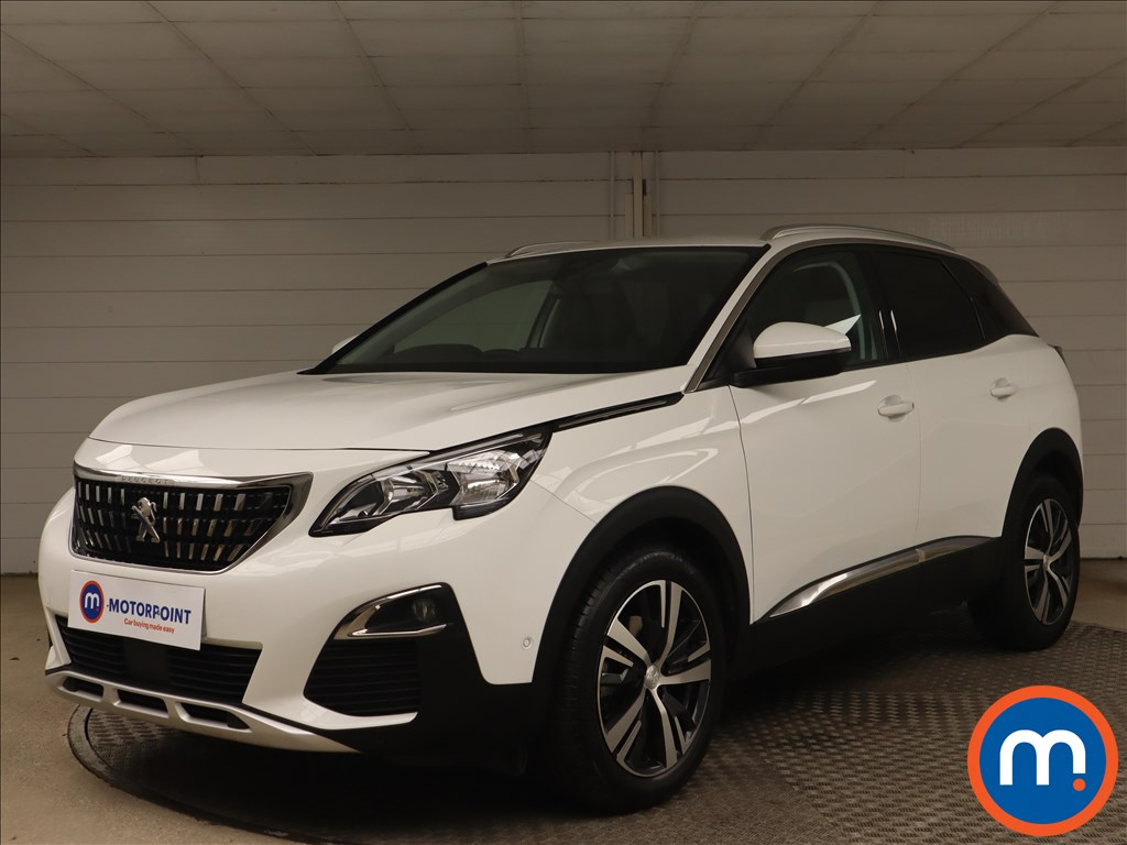 Peugeot 3008 1.2 PureTech Allure 5dr EAT8 - Stock Number 1158199 Passenger side front corner