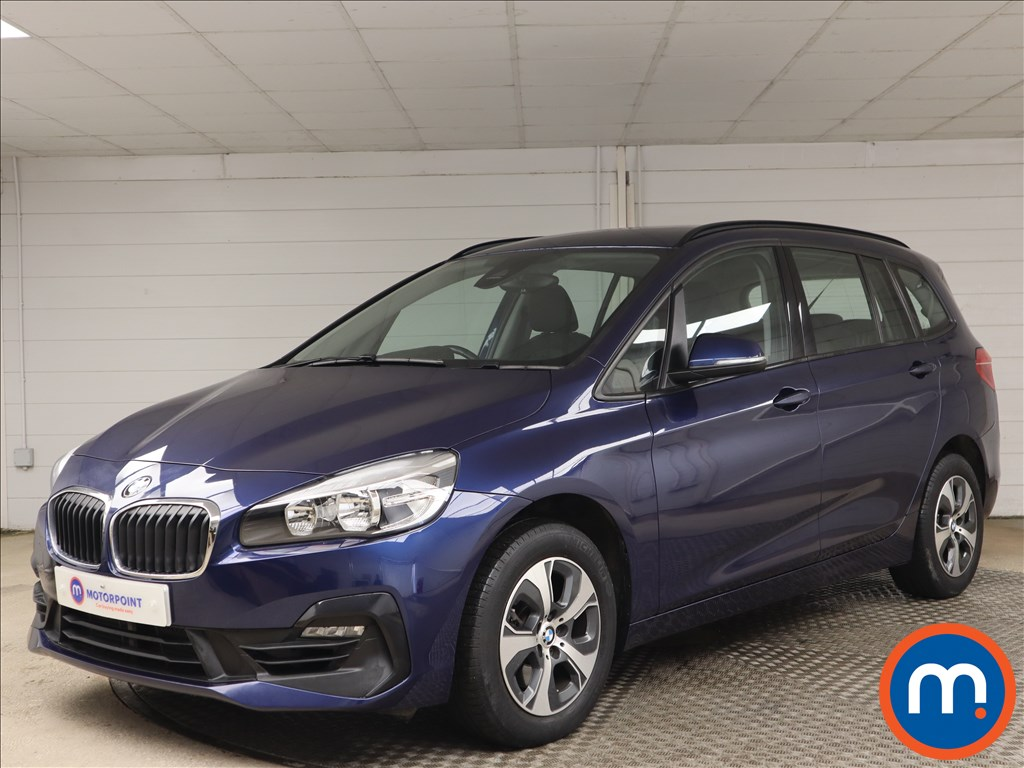 BMW 2 Series 218i SE 5dr - Stock Number 1158750 Passenger side front corner