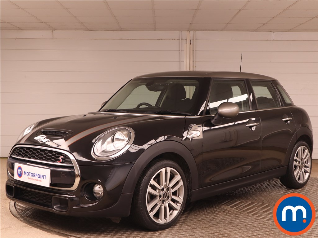 Mini Hatchback 2.0 Cooper S Seven 5dr - Stock Number 1157700 Passenger side front corner