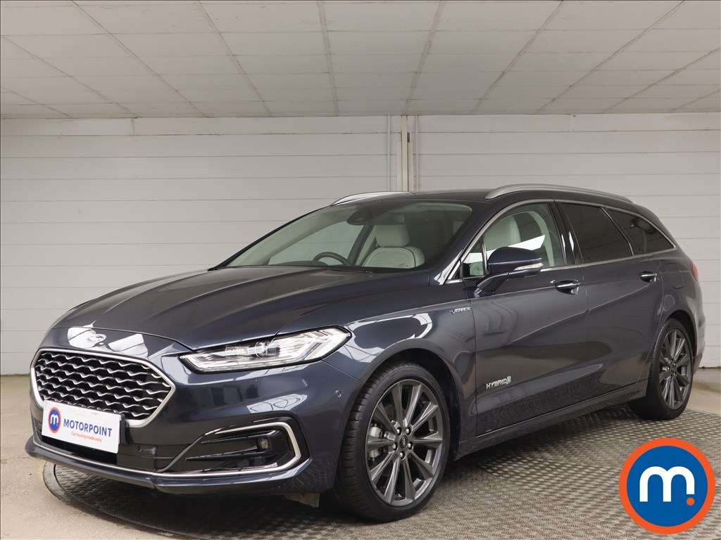 Ford Mondeo Vignale 2.0 Hybrid [Lux] 5dr Auto - Stock Number 1158066 Passenger side front corner