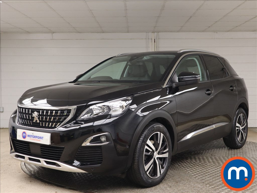 Peugeot 3008 1.2 PureTech Allure 5dr EAT8 - Stock Number 1158914 Passenger side front corner