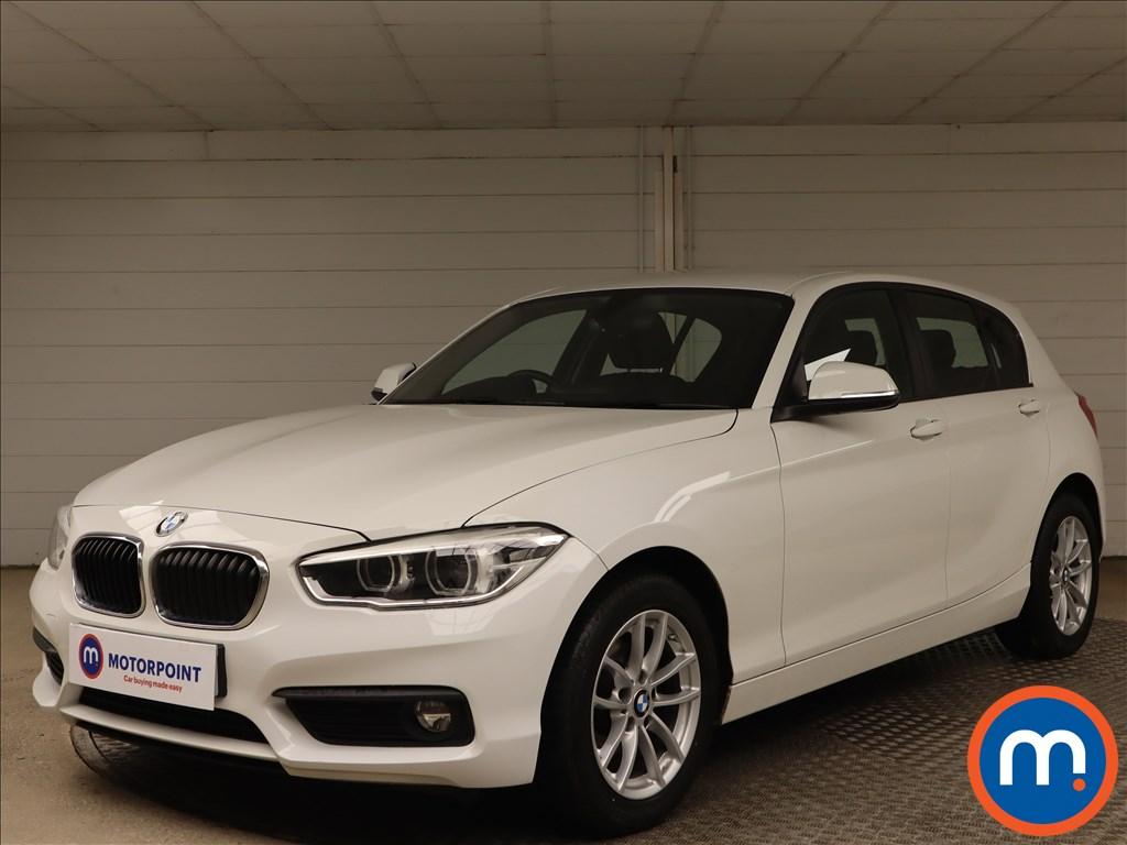 BMW 1 Series 116d SE Business 5dr [Nav-Servotronic] - Stock Number 1156235 Passenger side front corner
