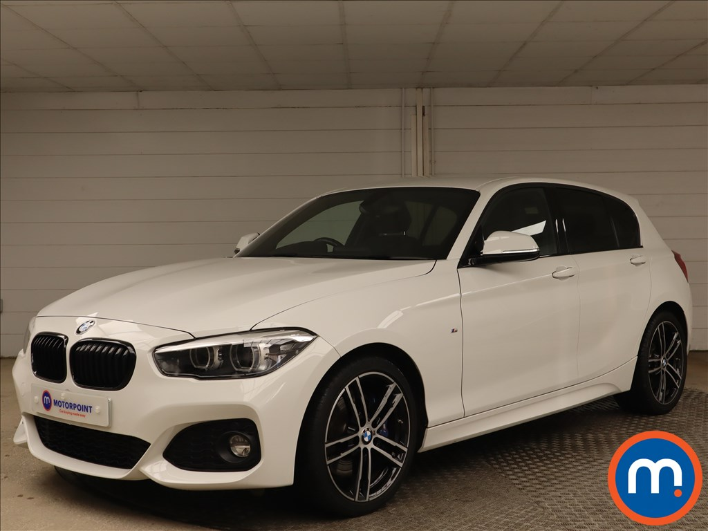BMW 1 Series 118i [1.5] M Sport Shadow Edition 5dr - Stock Number 1156672 Passenger side front corner