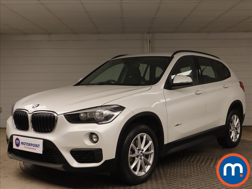 BMW X1 sDrive 18d SE 5dr - Stock Number 1157780 Passenger side front corner