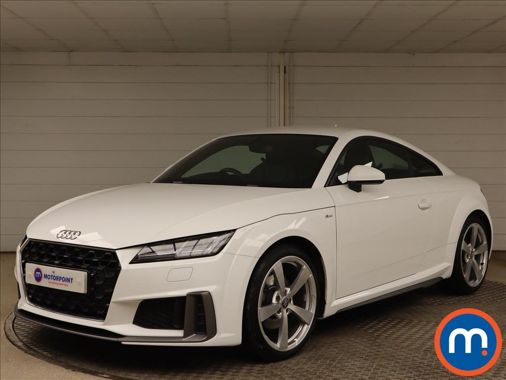 Audi TT 40 TFSI S Line 2dr S Tronic - Stock Number 1156855 Passenger side front corner