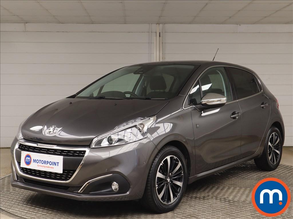Peugeot 208 1.2 PureTech 82 Tech Edition 5dr [Start Stop] - Stock Number 1158270 Passenger side front corner