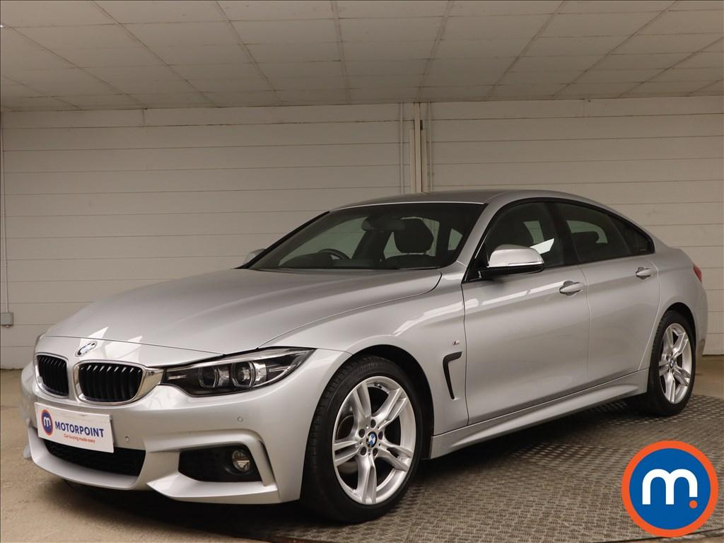 BMW 4 Series 420i M Sport 5dr [Professional Media] - Stock Number 1159592 Passenger side front corner