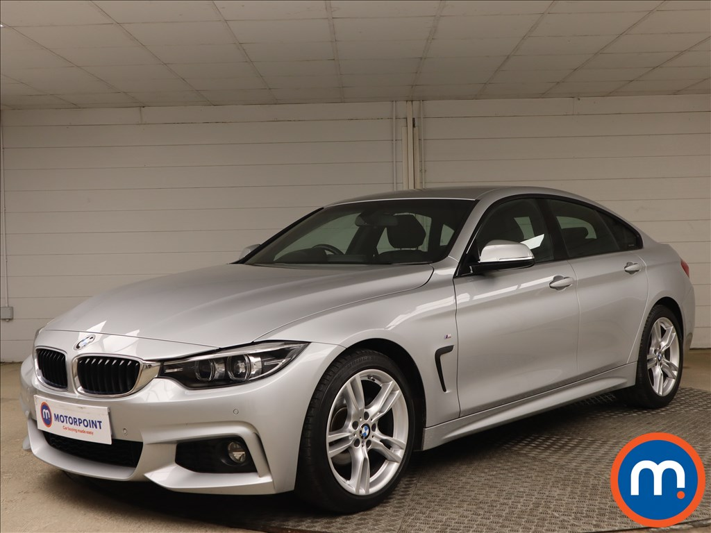 BMW 4 Series 420i M Sport 5dr [Professional Media] - Stock Number 1159592 Passenger side front corner