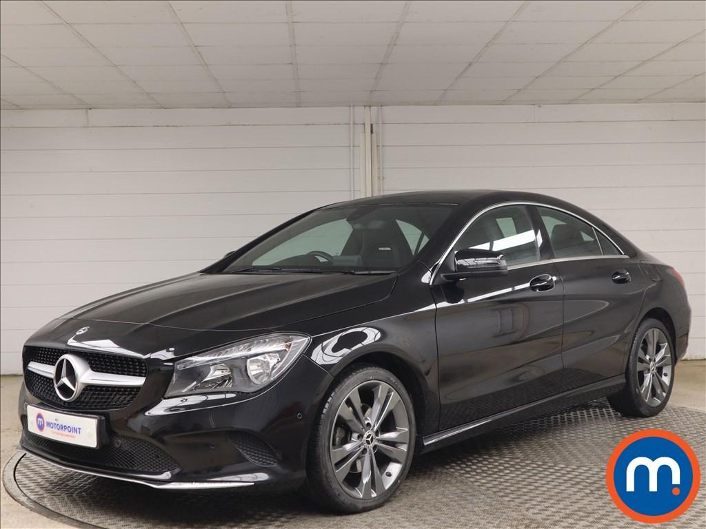 Mercedes-Benz CLA CLA 180 Sport 4dr - Stock Number 1156683 Passenger side front corner