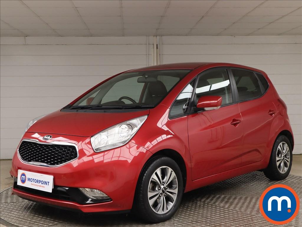 KIA Venga 1.6 3 5dr Auto [6] - Stock Number 1156209 Passenger side front corner