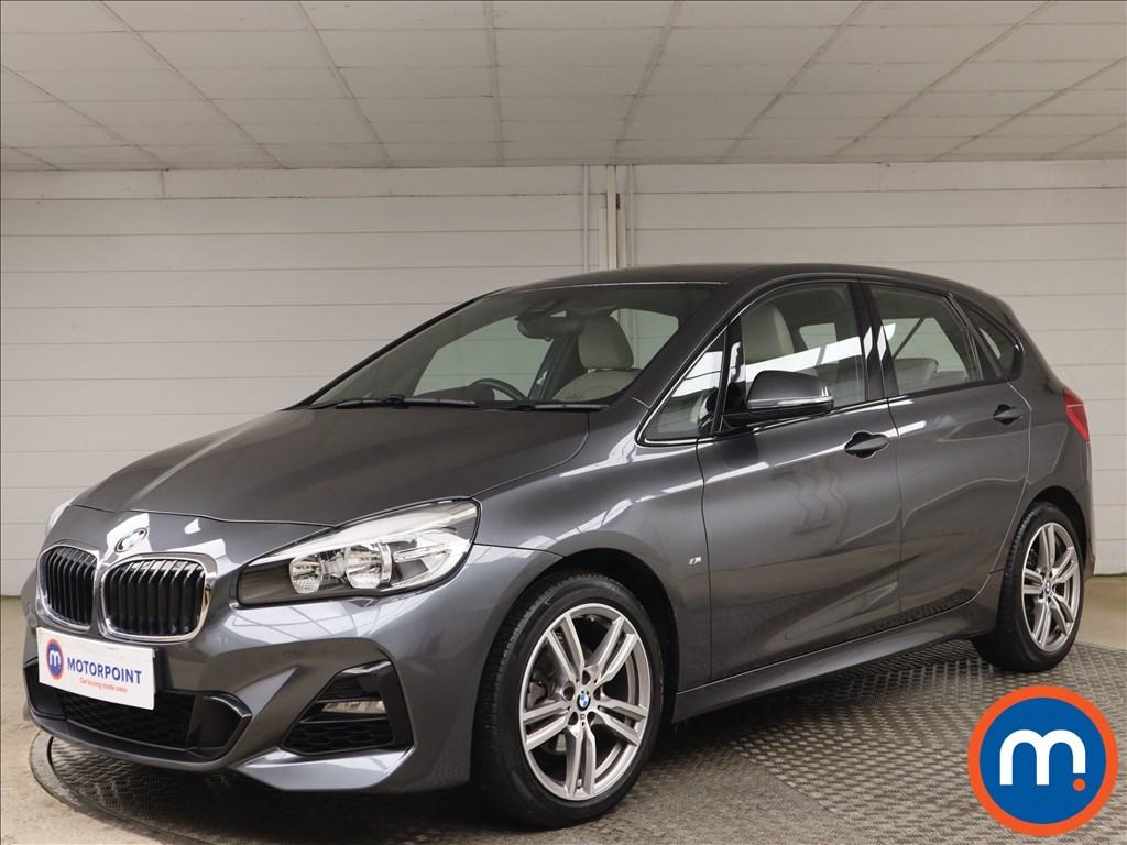 BMW 2 Series 218i M Sport 5dr - Stock Number 1157725 Passenger side front corner