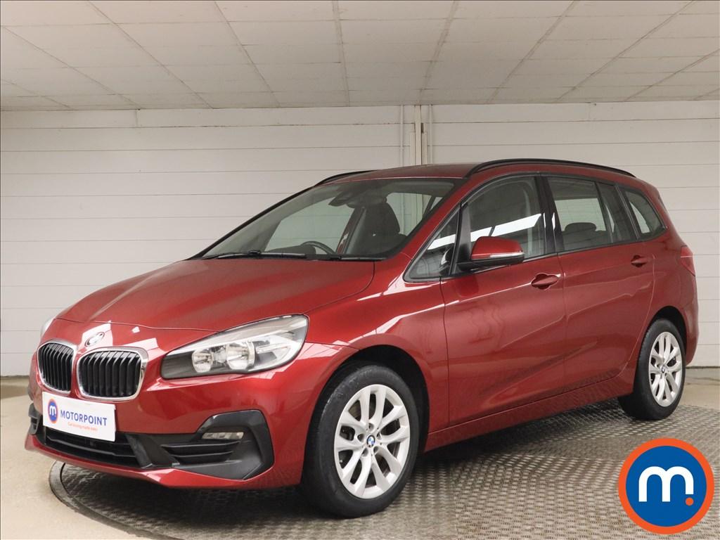 BMW 2 Series 218d SE 5dr - Stock Number 1159650 Passenger side front corner