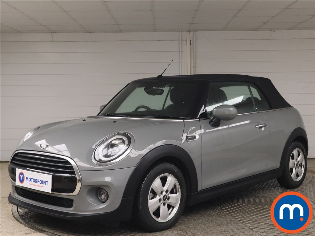Mini Convertible 1.5 Cooper Classic II 2dr [Nav Pack] - Stock Number 1156669 Passenger side front corner