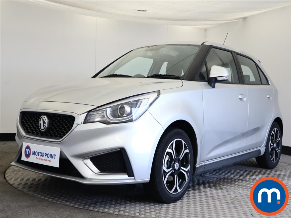 Mg Motor Uk MG3 1.5 VTi-TECH Exclusive 5dr - Stock Number 1154339 Passenger side front corner