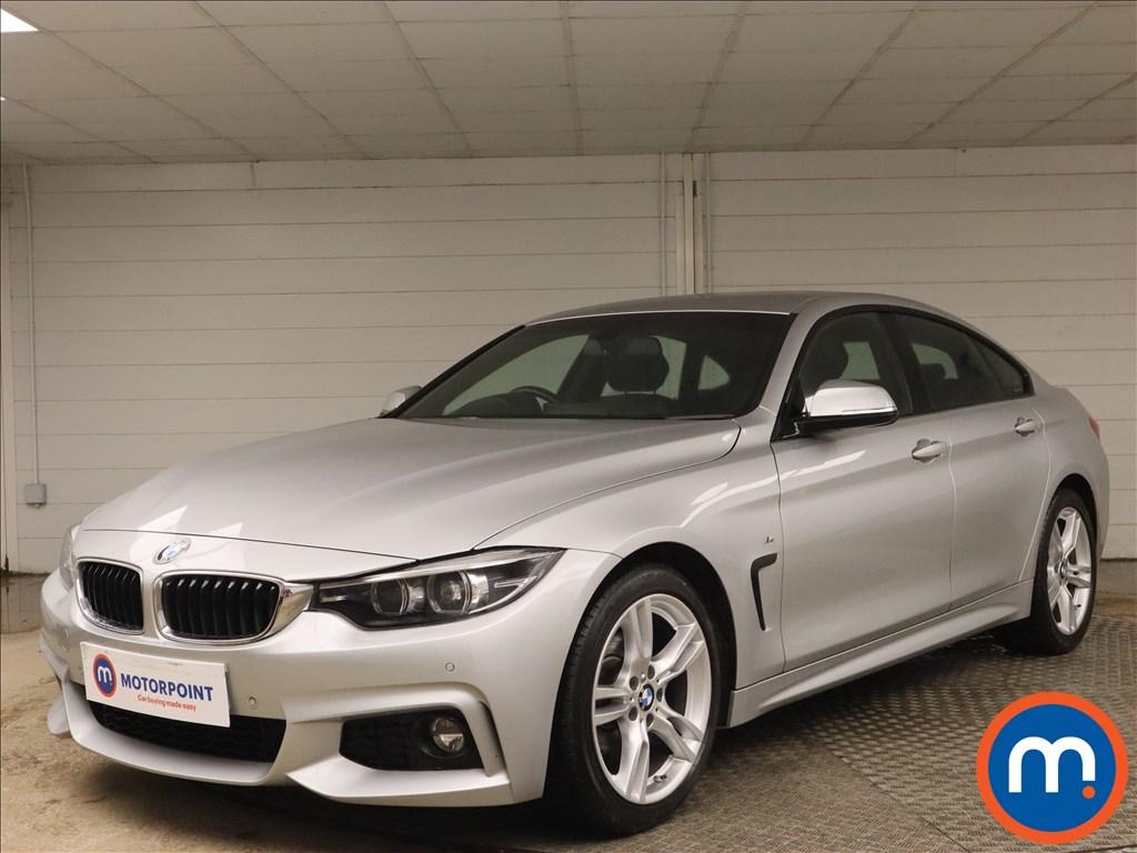 BMW 4 Series 420i M Sport 5dr [Professional Media] - Stock Number 1159603 Passenger side front corner