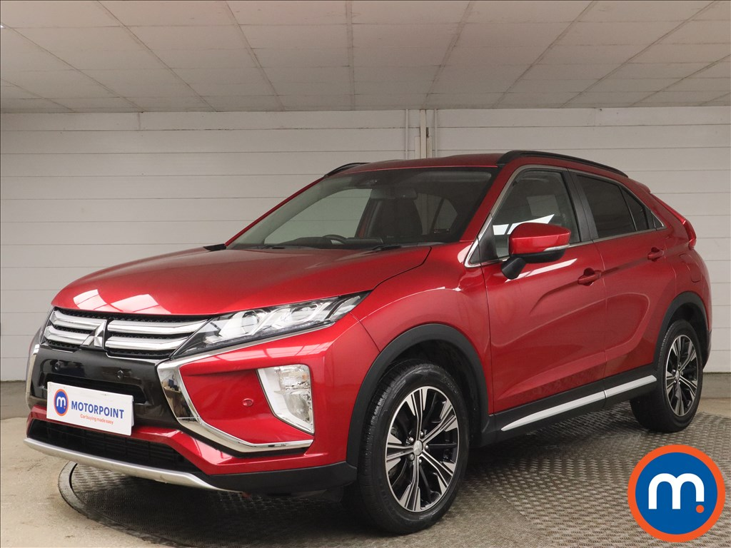 Mitsubishi Eclipse Cross 1.5 Dynamic 5dr CVT 4WD - Stock Number 1156156 Passenger side front corner