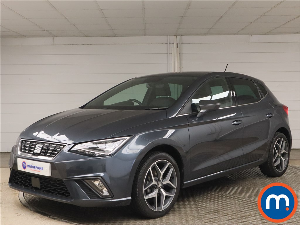 Seat Ibiza 1.0 TSI 95 Xcellence [EZ] 5dr - Stock Number 1157303 Passenger side front corner