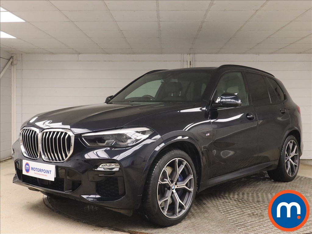 BMW X5 xDrive30d M Sport 5dr Auto [7 Seat] [Tech-Plus Pk] - Stock Number 1160858 Passenger side front corner