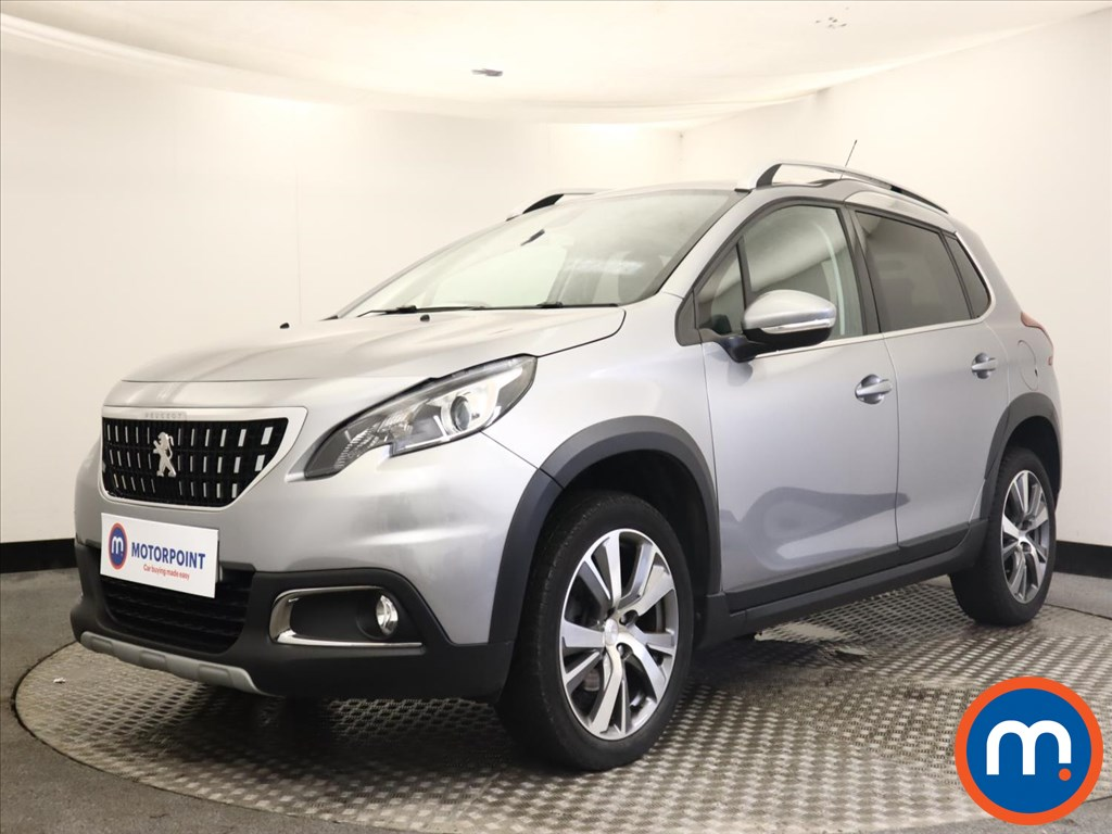 Peugeot 2008 1.2 PureTech 110 Allure 5dr EAT6 - Stock Number 1162170 Passenger side front corner