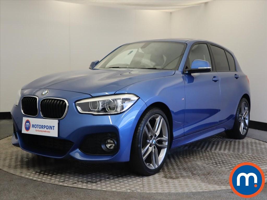 BMW 1 Series 118i [1.5] M Sport 5dr [Nav-Servotronic] - Stock Number 1162080 Passenger side front corner