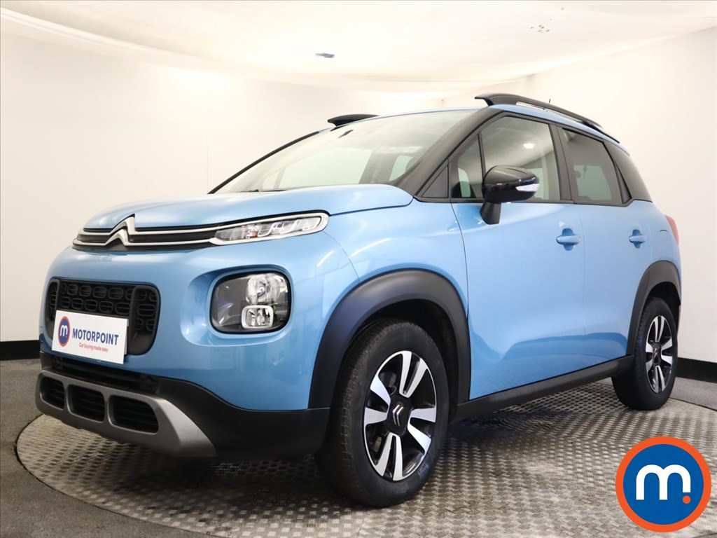 Citroen C3 Aircross 1.2 PureTech 110 Feel 5dr [6 speed] - Stock Number 1162535 Passenger side front corner