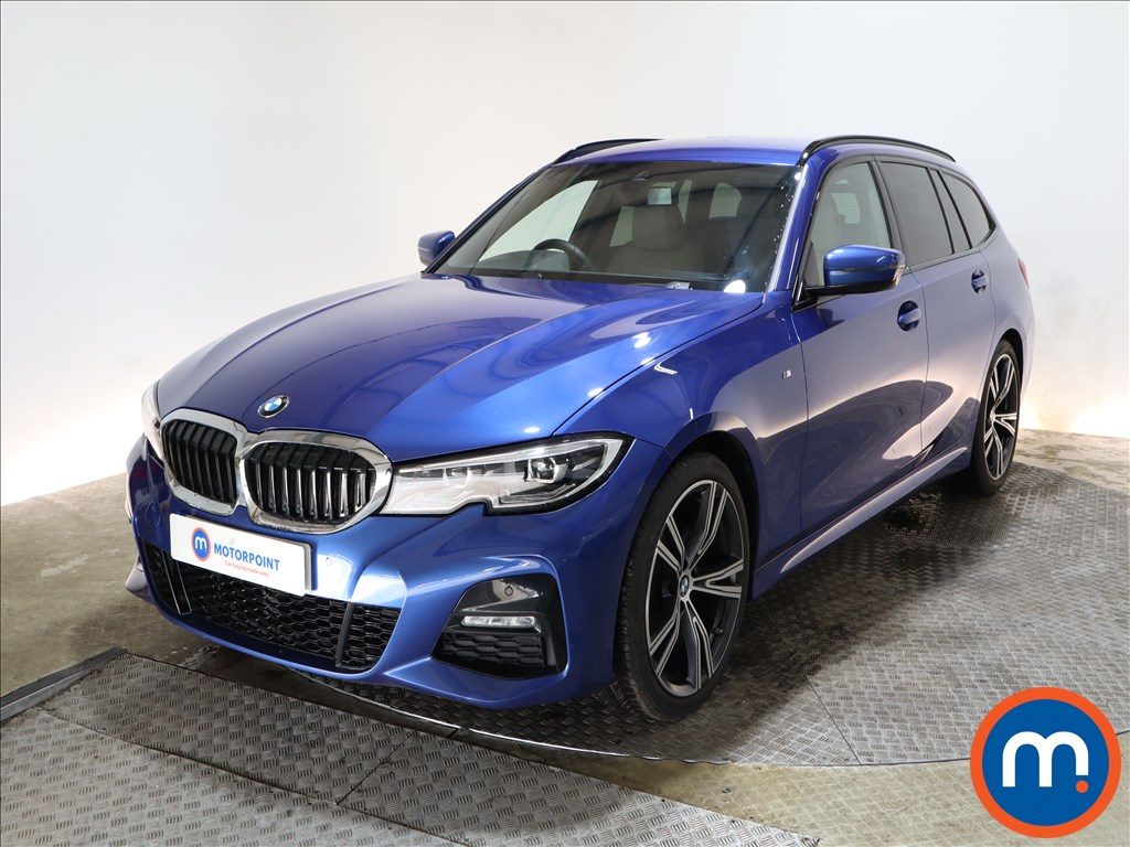 BMW 3 Series 320i M Sport 5dr Step Auto - Stock Number 1160699 Passenger side front corner
