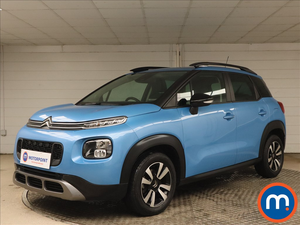 Citroen C3 Aircross 1.2 PureTech 110 Feel 5dr [6 speed] - Stock Number 1157819 Passenger side front corner