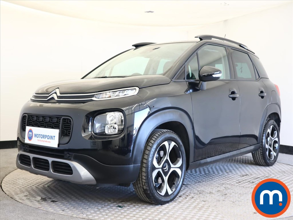 Citroen C3 Aircross 1.2 PureTech 110 Flair 5dr [6 speed] - Stock Number 1162519 Passenger side front corner