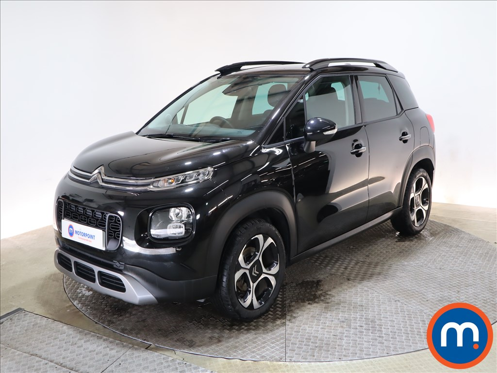 Citroen C3 Aircross 1.2 PureTech 110 Flair 5dr [6 speed] - Stock Number 1162516 Passenger side front corner