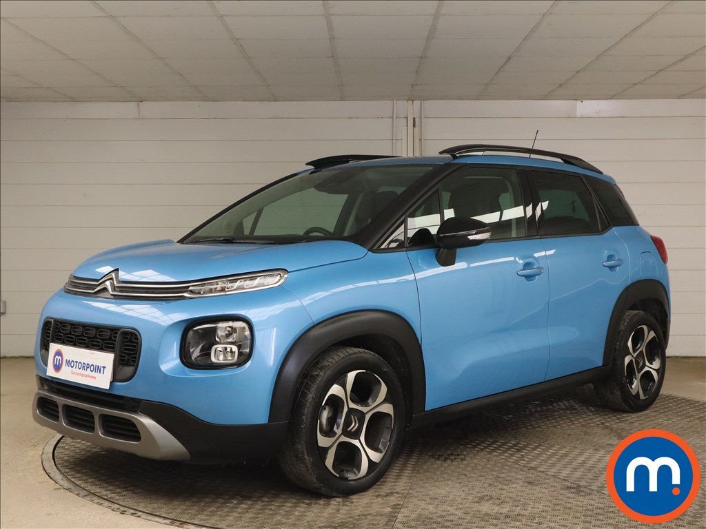 Citroen C3 Aircross 1.5 BlueHDi Flair 5dr [6 speed] - Stock Number 1152328 Passenger side front corner